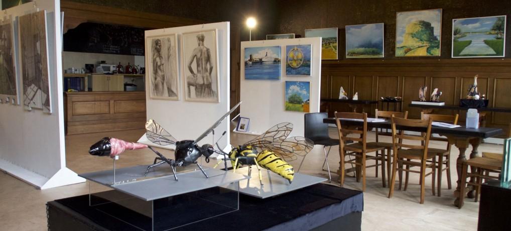 Kom exposeren bij het Raadhuis voor de Kunst