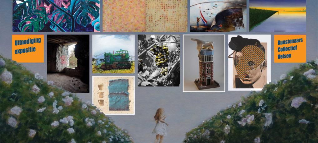 Expositie Kunstenaars Collectief Velsen